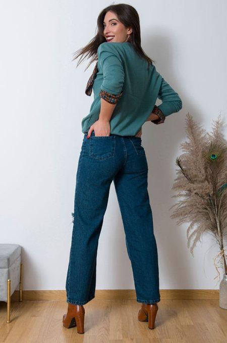 Συνδιάστετοστυλκαιτηνάνεσημετο Fun Jeans!Ευκολοφόρετοκαιψηλόμεσοαυτότομαλακότζιν θασαςλύσειταχέριακαθώςταιριάζειμεπραγματικάοτιδήποτε.